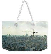 Building Paris Weekender Tote Bag
