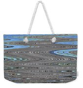 Building Stretch Abstract Weekender Tote Bag