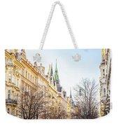 Buildings In Prague Weekender Tote Bag