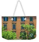 Buildings Opposite The Vatican Museum Weekender Tote Bag