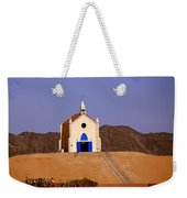 Built Of Sand Weekender Tote Bag