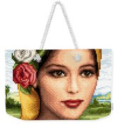 Bulgarian Beauty Weekender Tote Bag