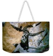 Bull: Lascaux, France Weekender Tote Bag