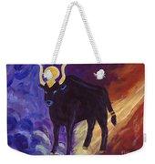 Bull Of Heaven Weekender Tote Bag