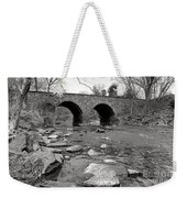 Bull Run Bridge Weekender Tote Bag