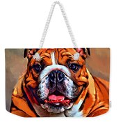 Bulldog Framed Print By Scott Wallace