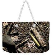 Bulletproof Weekender Tote Bag