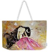 Bullfight 74 Weekender Tote Bag