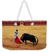 Bullfighting 21 Weekender Tote Bag