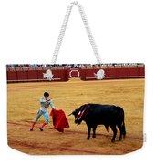 Bullfighting 22 Weekender Tote Bag