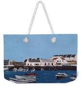 Bulloch Harbour, Dalkey Weekender Tote Bag
