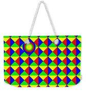 Bullseye Weekender Tote Bag