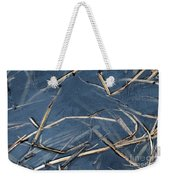 Bulrush Stalks Weekender Tote Bag