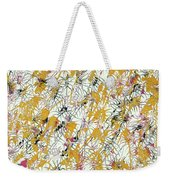 Bumble Bees Against The Windshield - V1sd92 Weekender Tote Bag