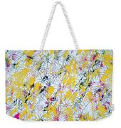 Bumble Bees Against The Windshield - V1vc100 Weekender Tote Bag