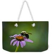 Bumblebee Weekender Tote Bag