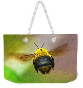 Bumblebees Flight Weekender Tote Bag
