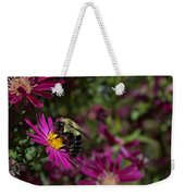 Bumbles In The Fall Weekender Tote Bag