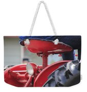Bumpy Ride Weekender Tote Bag
