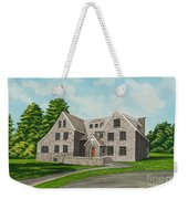 Bunch House Weekender Tote Bag
