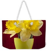 Bunch Of Daffodils Weekender Tote Bag