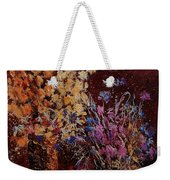 Bunch Of Dried Flowers  Weekender Tote Bag