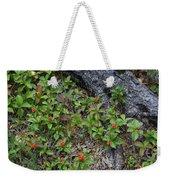 Bunchberry Berries Weekender Tote Bag