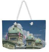 Bundeshaus The Federal Palace Weekender Tote Bag