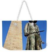 Bunker Hill Memorial Weekender Tote Bag