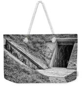 Bunkers At Foort Pulasi Weekender Tote Bag