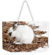 Bunnies Three Weekender Tote Bag
