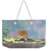 Bunny Butts Are Beautiful  Weekender Tote Bag