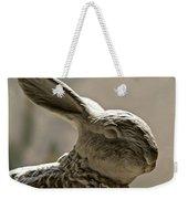 Bunny Weekender Tote Bag