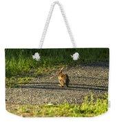 Bunny Eating On The Run Weekender Tote Bag