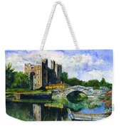 Bunratty Castle Weekender Tote Bag
