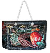 Buoy And Ropes Weekender Tote Bag