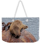 Buoy Break Weekender Tote Bag