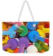 Buoy Kaleidoscope Weekender Tote Bag