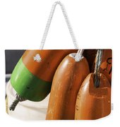 Buoys 1 Weekender Tote Bag