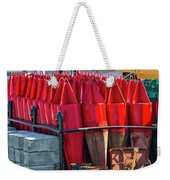 Buoys For The Mississippi Weekender Tote Bag