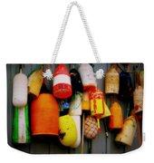 The Sea Wall Weekender Tote Bag