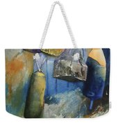 Buoys On The Fence Weekender Tote Bag