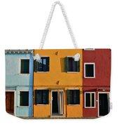 Burano Homes Weekender Tote Bag