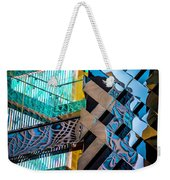 Burberry Flagship Store V3 Dsc7575 Weekender Tote Bag