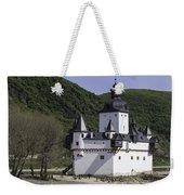 Burg Pfalzgrafenstein Weekender Tote Bag