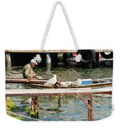 Burgazada Island Fisherman Weekender Tote Bag