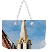 Burgerspitalkirche Weekender Tote Bag