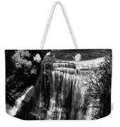 Burgess Lower Falls 2 Weekender Tote Bag