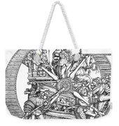 Burgkmair - Maximilian Weekender Tote Bag
