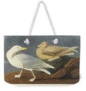 Burgomaster Gull Weekender Tote Bag
